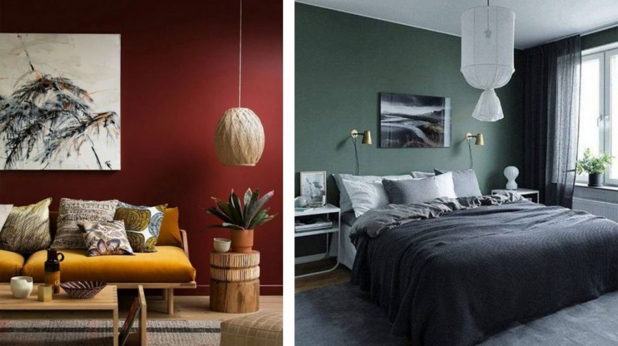 Psihologia culorilor: cum îţi afectează starea de spirit şi cum să le alegi pe cele pentru casa ta