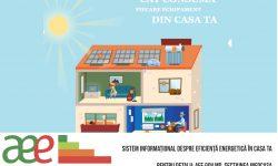 """""""Cât costă casa ta?"""" AEE a lansat un spot interactiv pentru a promova eficiența energetică în sectorul rezidențial"""