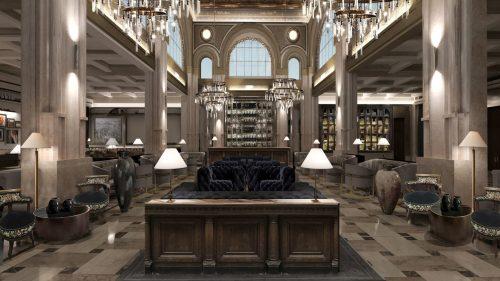 9.000 euro pentru 7 nopți. Atât costă cel mai scump apartament din Marmorosch Hotel din Bucureşti