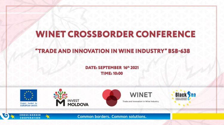 Prima conferință transfrontalieră WINET va fi organizată la Chișinău. Vor participa 18 speakeri din diverse țări