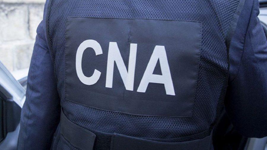 ULTIMĂ ORĂ! Primăria din Trușeni, plină de mascați de la CNA. Ofițerii au descins într-un dosar de corupție