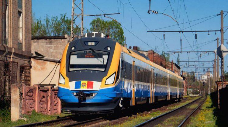 Vești bune. Se ieftinește biletul la trenul Odesa – Chișinău
