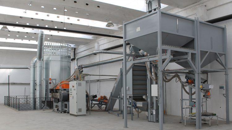 """Fabrica """"producătoare de căldură"""" de la Pașcani – revitalizată"""