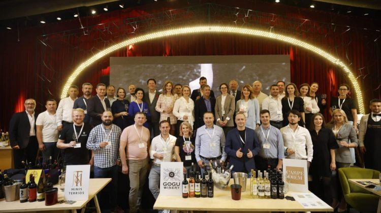 25 vinării din Moldova, în premieră,  la festivalul vinului românesc RoWine, Bucureşti