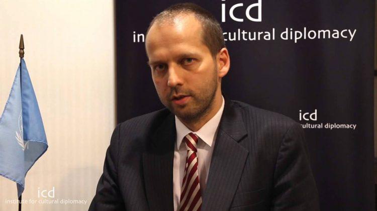 BINE AI VENIT! Noul ambasador al UE în Republica Moldova, Janis Mazeiks, a ajuns la Chișinău