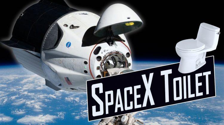 Toaleta, cea mai mare provocare pentru viitoarele zboruri spațiale ale lui MUSK. Pasager: Nu este dram de intimitate