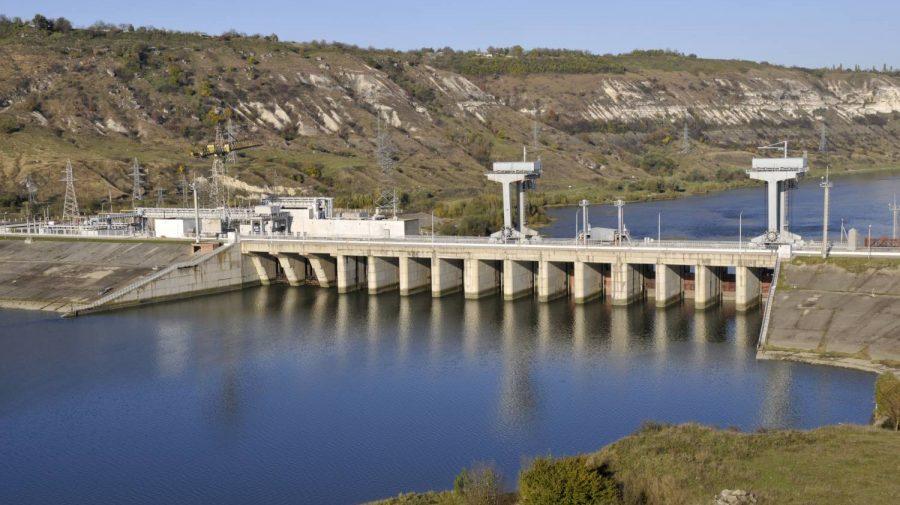 """Dnestrovsc: Barajul hidroenergetic renaște, Nistrul """"moare"""""""