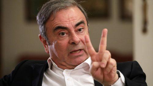 Carlos Ghosn vrea să-și vândă toate acțiunile pe care le deține la Renault: nu am altă alegere