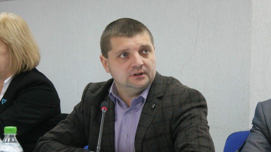 Iurie Podarilov este noul șef al Inspectoratul General de Poliție