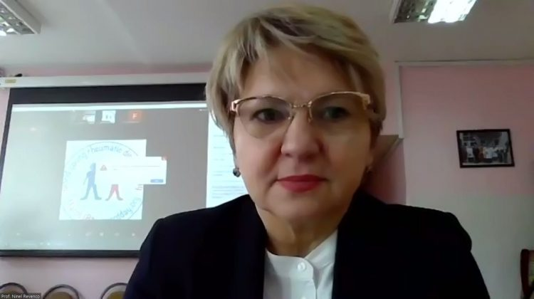 """Ninel Revenco: Republica Moldova e în prag de """"codul roșu"""" de alertă epidemiologică"""