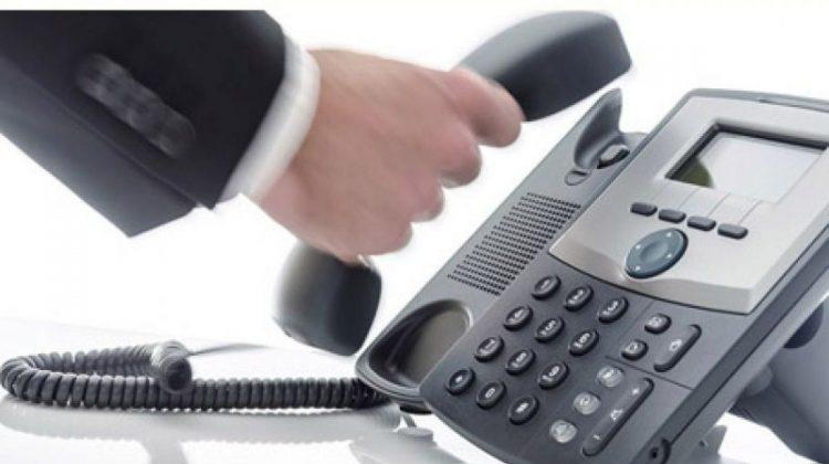 Tot mai puține conexiuni de telefonie fixă au fost realizate în trimestrul II al anului 2021