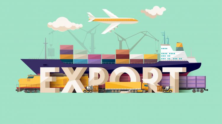 Principalele țări în care au fost exportate mărfurile din Republica Moldova. România – în capul listei