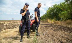 Doi angajați IGPF, încătușați, după descinderile matinale la punctul de trecere a frontierei Sculeni