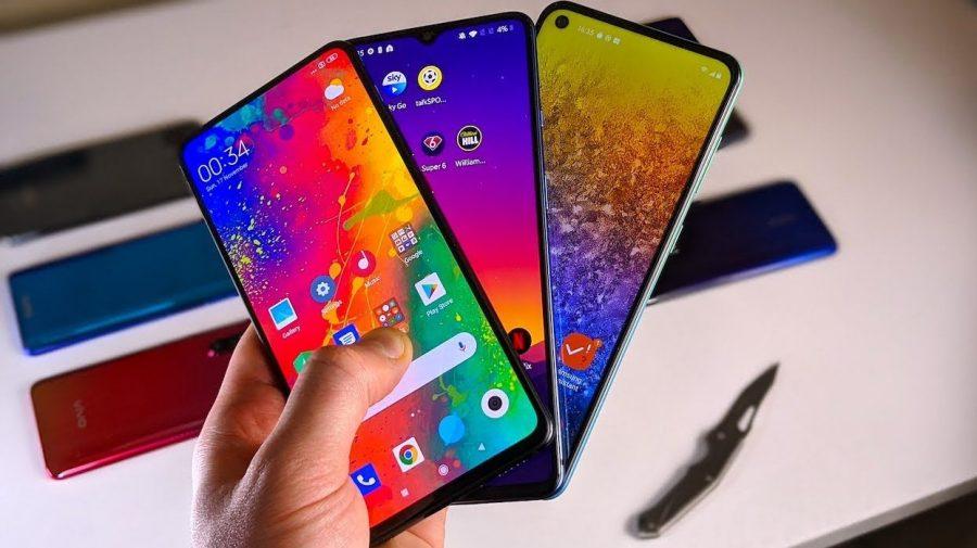 TOP 5 producători de telefoane în semestrul II al 2021: Apple cade pe locul 4, sub Xiaomi și Oppo