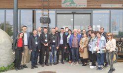 Un grup de companii autohtone din sectorul agricol participă la o vizită de studiu în Austria. Ce vor face