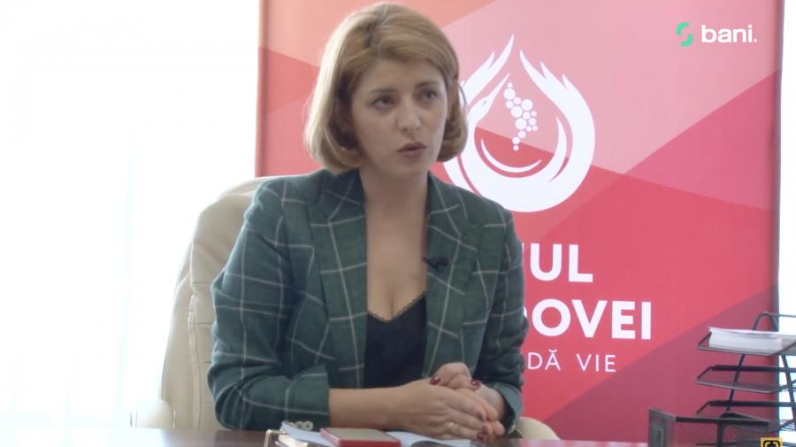 Interviu VIDEO: Directoarea ONVV, Cristina Frolov, despre anularea ordinului de numire în funcție și schemele anchetate