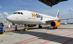 Rezultate frumoase la 7 luni de operare! Peste 110 de mii de pasageri au zburat cu HiSky