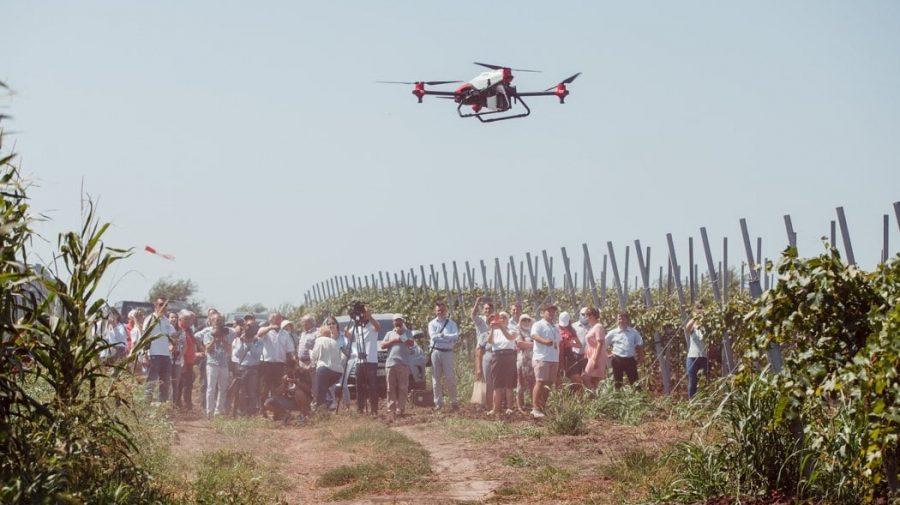 """Digitalizarea agriculturii: Moft sau Necesitate? Ce spune Victor Arpintin, reprezentantul companiei""""Agrodronservicii"""""""