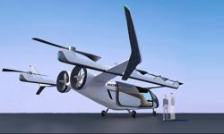 Honda a prezentat proiectul mașini zburătoare. Vehiculul poate fi folosit în orașe