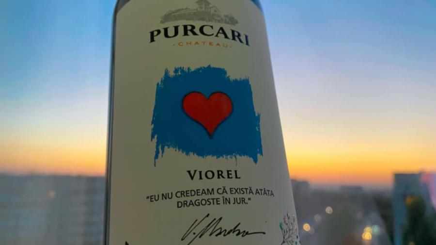 Mai mult decât un omagiu! În memoria lui Viorel Mardare, o vinărie din țară a lansat o ediție limitată de vin