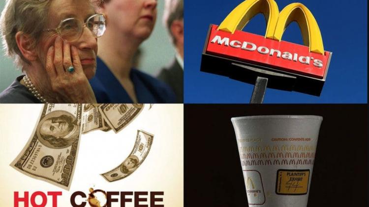 Femeia care a făcut AVERE după ce s-a fript cu cafea de la McDonald's. Un proces de milioane de dolari