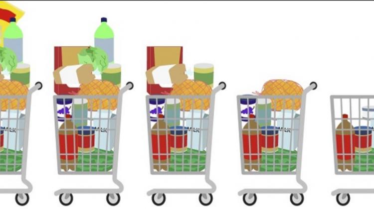 INFOGRAFIC// Inflația: ce este, cauze și consecințe! Cum afectează oamenii de rând