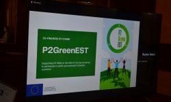 CCI a RM împreună cu alți 3 parteneri a lansat proiectul P2GreenEST de susținere a IMM-urilor