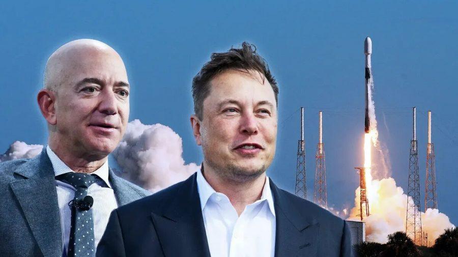 Elon Musk şi Jeff Bezos, printre cei mai puţin generoşi miliardari din lista Forbes