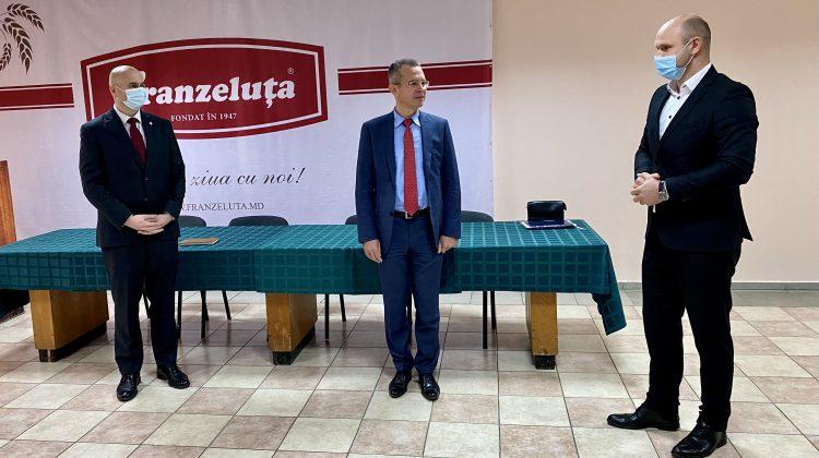 """S.A. """"Franzeluța"""" s-a ales cu un director interimar! Lucrează în întreprindere de mai mulți ani"""