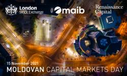 Moldovan Capital Markets Day la Bursa de Valori din Londra