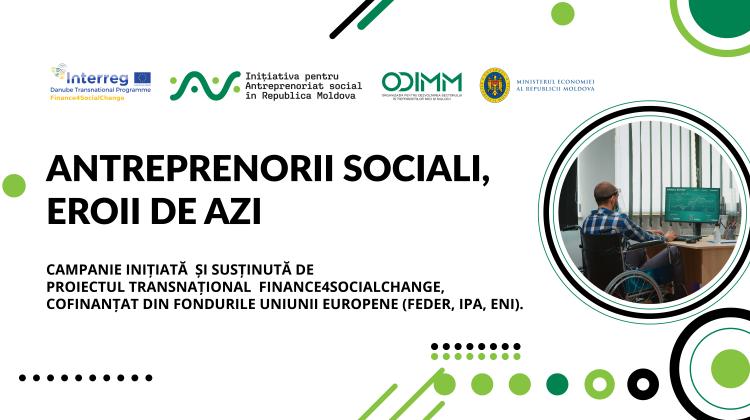 (VIDEO) Campanie de promovare și dezvoltare a antreprenoriatului social în Republica Moldova lansată de ODIMM