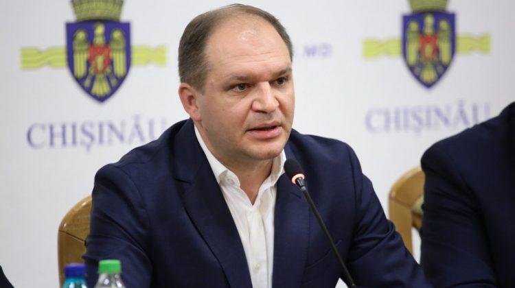 (VIDEO) Ion Ceban promite salarii mai mari pentru unii angajați ai municipalității. Cine va avea de profitat