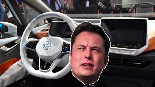 Gigantul Volkswagen a cerut sfatul de la Elon Musk. Ce i-a învățat pe directorii companiei CEO-ul Tesla