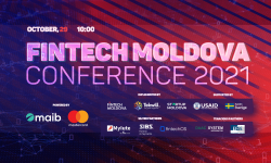 """Cine sunt speakerii de la """"Fintech Moldova Conference 2021""""? Experți internaționali, fondatori de companii"""